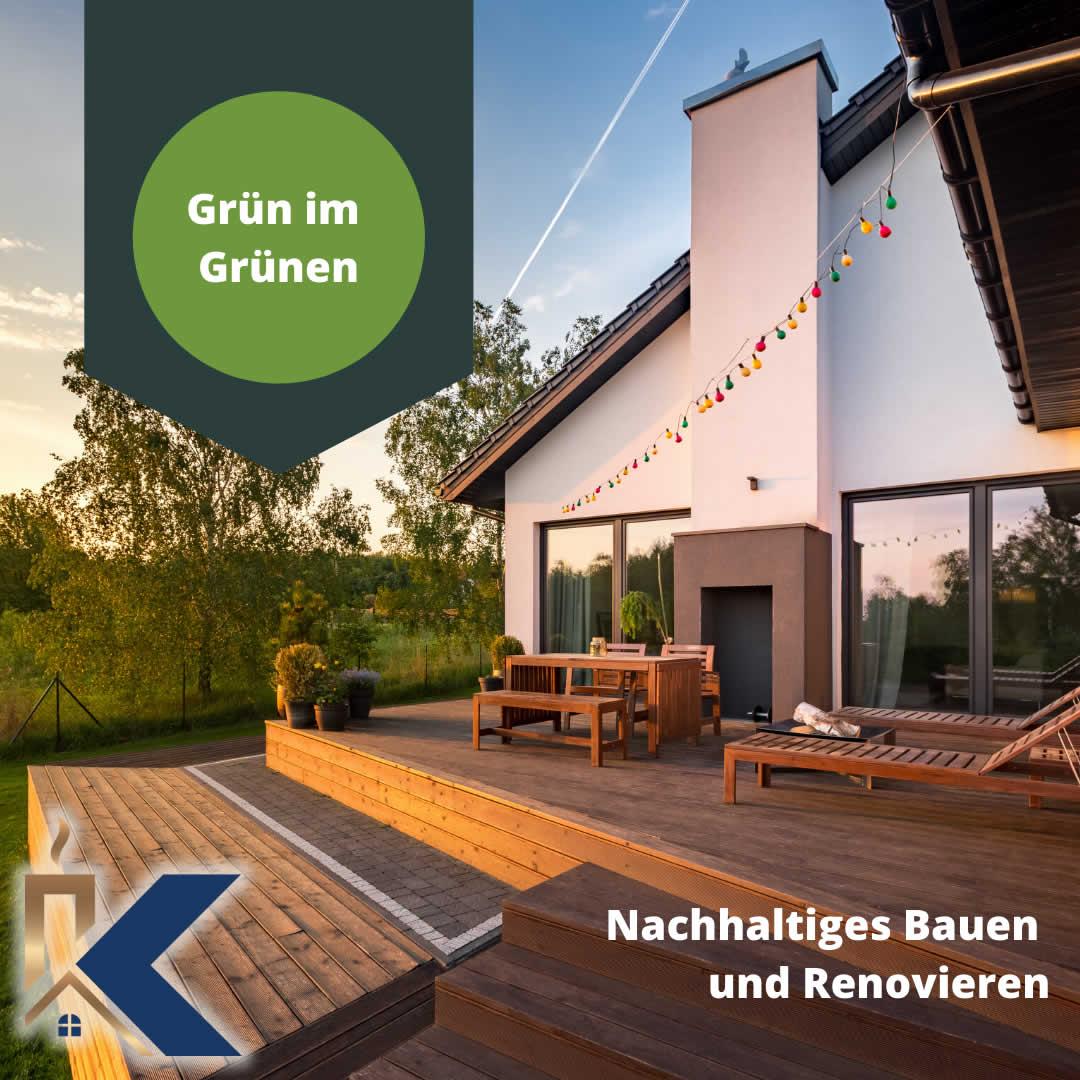 ökologisches Bauen