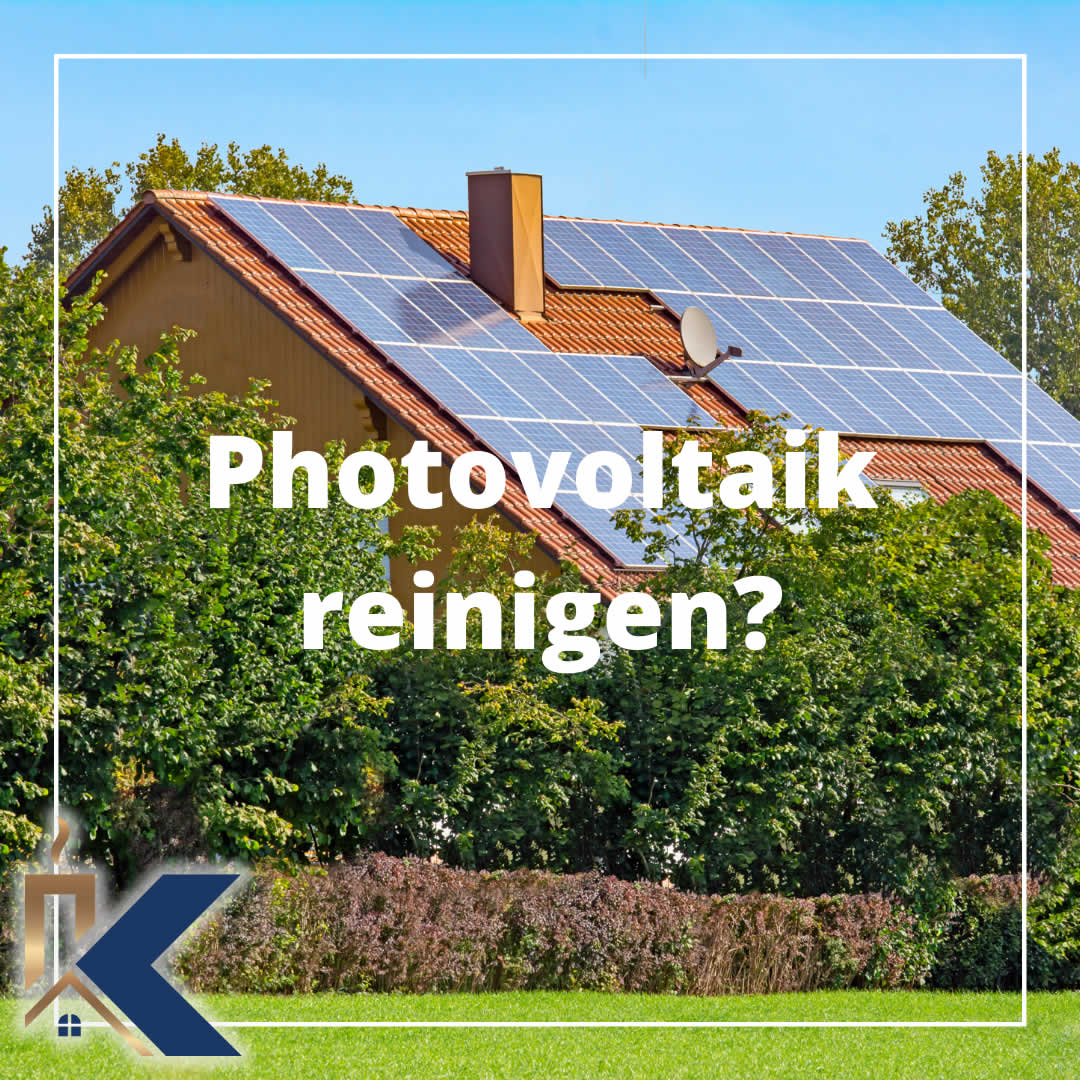Photovoltaik reinigen